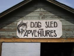 Paul Marvelly's - Dog Sled Adventures
